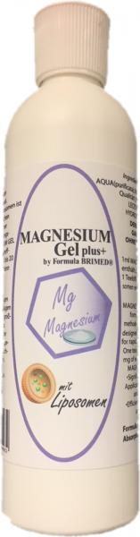 Magnesium Gel mit Liposomen 250 ml