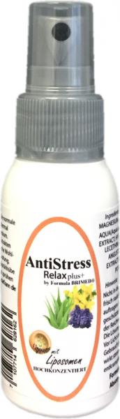 Magnesium Anti Stress Relax Spray mit Liposomen 50 ml Hochkonzentriert