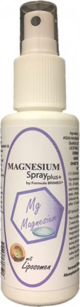 Magnesium Spray plus mit Liposomen 100 ml